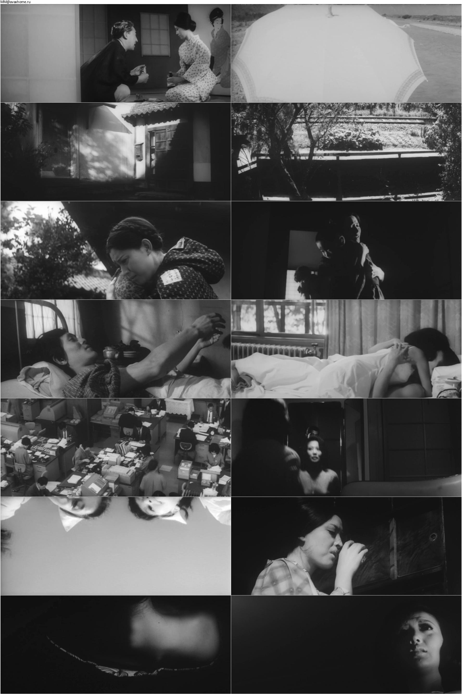 A Story Written with Water (1965) Mizu de kakareta monogatari