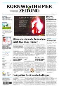 Kornwestheimer Zeitung - 11. Oktober 2017