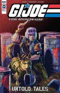 G I Joe - A Real American Hero 277 (2020) (Digital-Empire