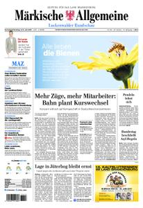 Märkische Allgemeine Luckenwalder Rundschau - 08. Juni 2019