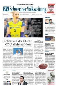 Schweriner Volkszeitung Hagenower Kreisblatt - 01. Februar 2020