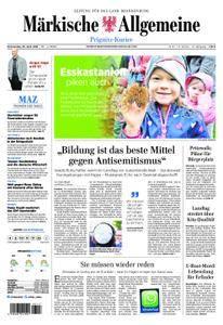 Märkische Allgemeine Prignitz Kurier - 26. April 2018