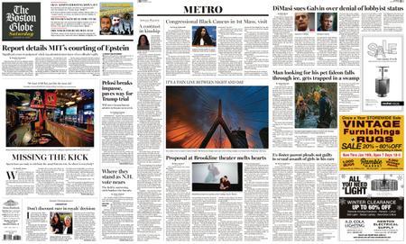 The Boston Globe – January 11, 2020