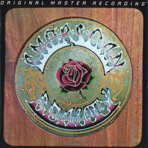Grateful Dead - American Beauty (1970) [MFSL 2014] PS3 ISO + Hi-Res FLAC