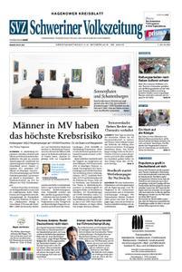 Schweriner Volkszeitung Hagenower Kreisblatt - 02. Oktober 2018