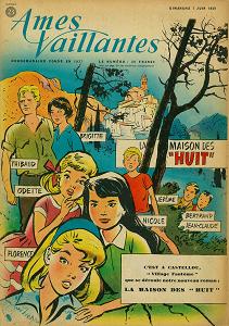 Ames Vaillantes - N° 23 (1959)