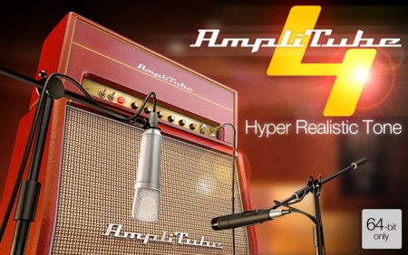 IK Multimedia AmpliTube 4 Complete v4.2.0 (Win/Mac)