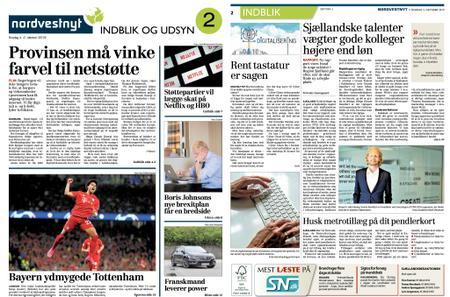 Nordvestnyt Holbæk Odsherred – 02. oktober 2019