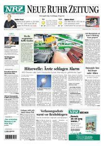 NRZ Neue Ruhr Zeitung Essen-Postausgabe - 25. Juli 2018