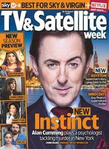 TV & Satellite Week - 18 August 2018