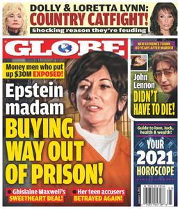 Globe – January 04, 2021