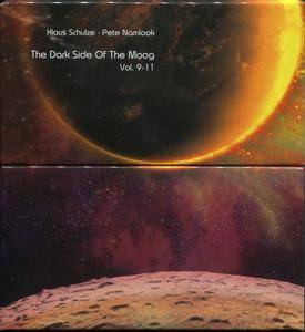 Klaus Schulze & Pete Namlook - The Dark Side Of The Moog Vol. 9-11 (2016) {5CD Box Set, Limited Edition}