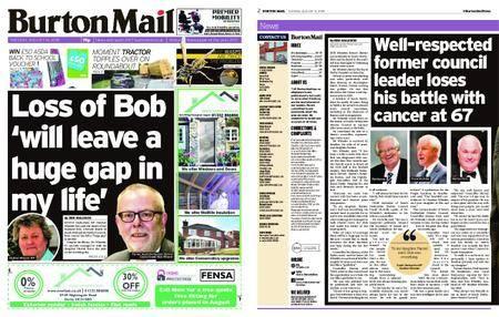 Burton Mail – August 14, 2018