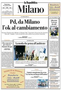 la Repubblica Milano - 12 Gennaio 2020