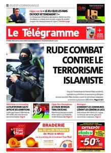 Le Télégramme Ouest Cornouaille – 21 octobre 2020