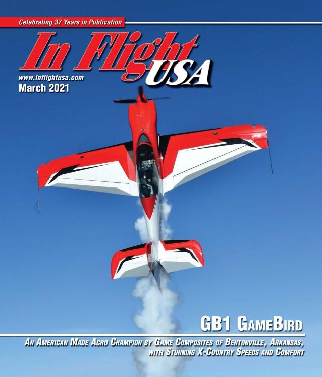 In Flight USA - March 2021