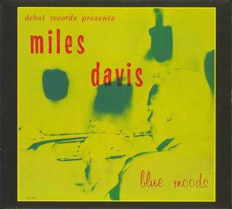 Miles Davis - Blue Moods (1955) {Reissue, 20-Bit Remastered} Re-Up