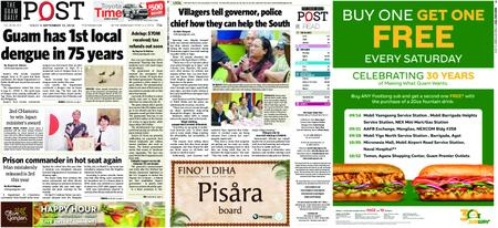 The Guam Daily Post – September 13, 2019