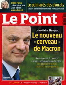 Le Point - 25 avril 2019