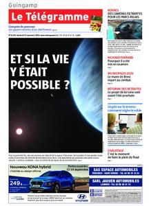 Le Télégramme Guingamp – 13 septembre 2019