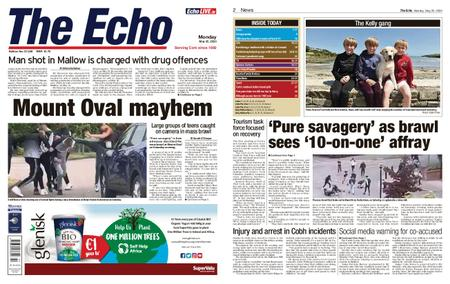 Evening Echo – May 25, 2020