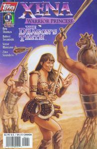 Xena Warrior Princess - The Dragon's Teeth 1 (of 3