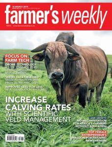 Farmer's Weekly - 16 March 2018