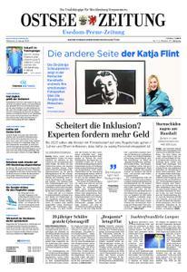 Ostsee Zeitung Wolgast - 09. Januar 2019