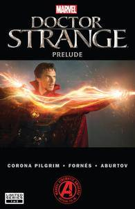 Marvel's Doctor Strange Prelude 01 (of 02) (2016)