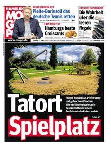 Hamburger Morgenpost - 22. August 2017