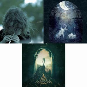 Alcest - 3 Sudio Albums (2007-2012)