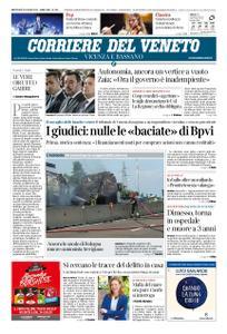 Corriere del Veneto Vicenza e Bassano – 31 luglio 2019