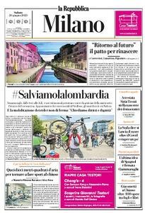 la Repubblica Milano - 20 Giugno 2020
