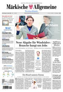 Märkische Allgemeine Westhavelländer - 31. Januar 2019