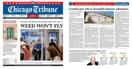 Chicago Tribune Evening Edition – September 13, 2019