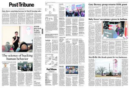 Post-Tribune – May 04, 2020