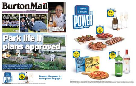 Burton Mail – July 29, 2021
