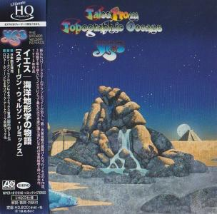 Yes - Tales From Topographic Oceans (1973) {2019, Japanese UHQCDs, The Steven Wilson Remixes}