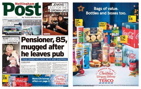 Nottingham Post – December 13, 2018
