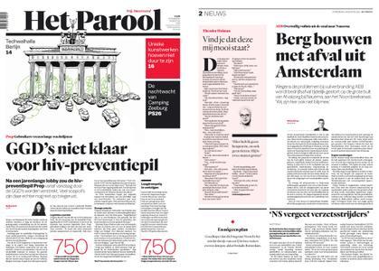 Het Parool – 01 augustus 2019