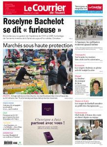 Le Courrier de l'Ouest Cholet – 22 mars 2020