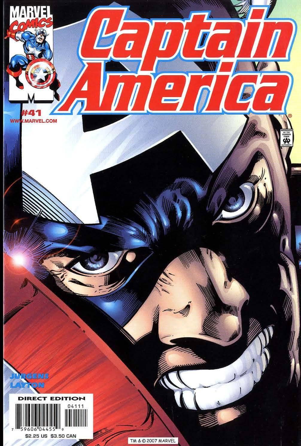 Captain America v3 041 (Complete Marvel DVD Collection)