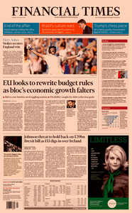 Financial Times UK – 26 August 2019