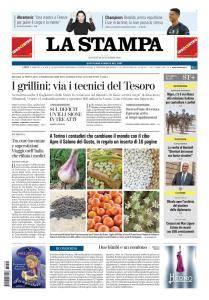 La Stampa Imperia e Sanremo - 20 Settembre 2018