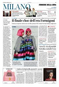 Corriere della Sera Milano – 22 febbraio 2019