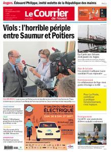 Le Courrier de l'Ouest Angers – 23 septembre 2020