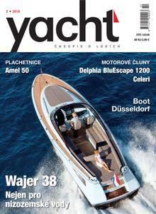 Yacht magazine - únor 2018