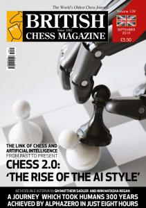 British Chess Magazine - September 2019