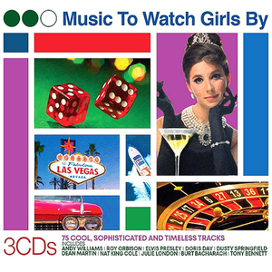VA - Music To Watch Girls By (3CD, 2019)