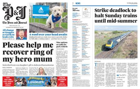 The Press and Journal Moray – May 28, 2021